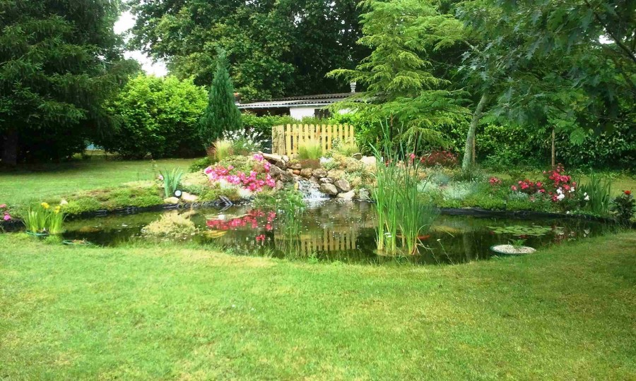 Fans de bassins et jardins for Bassin et fontaine de jardin